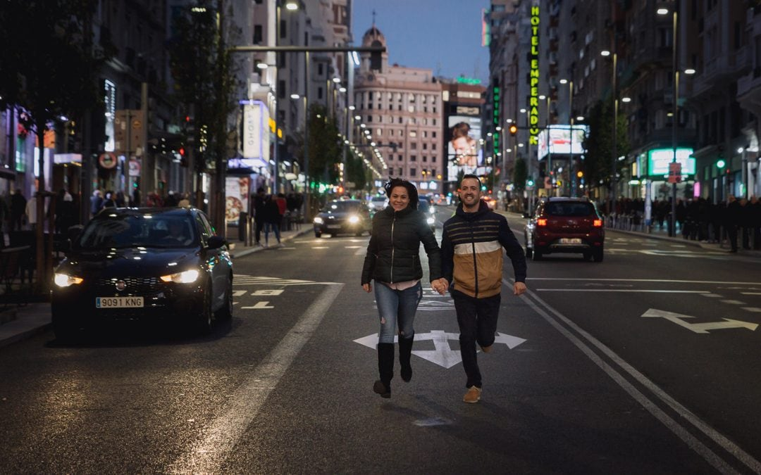 Irene y Raul – Madrid