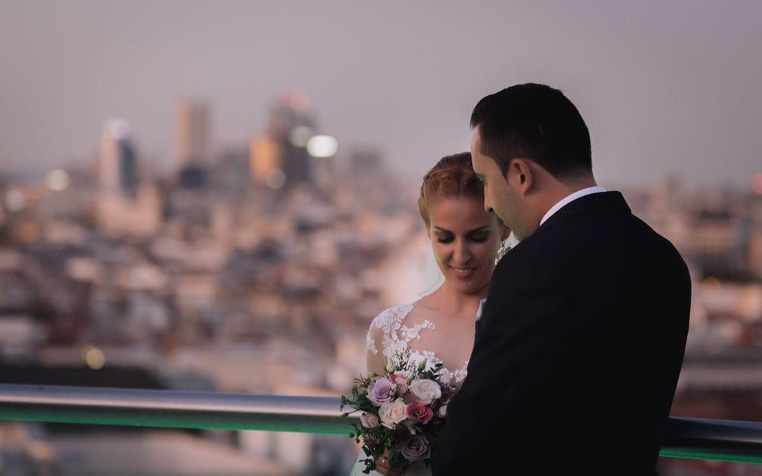 Lorena y Víctor – El Señorío de Ajuria (Madrid)