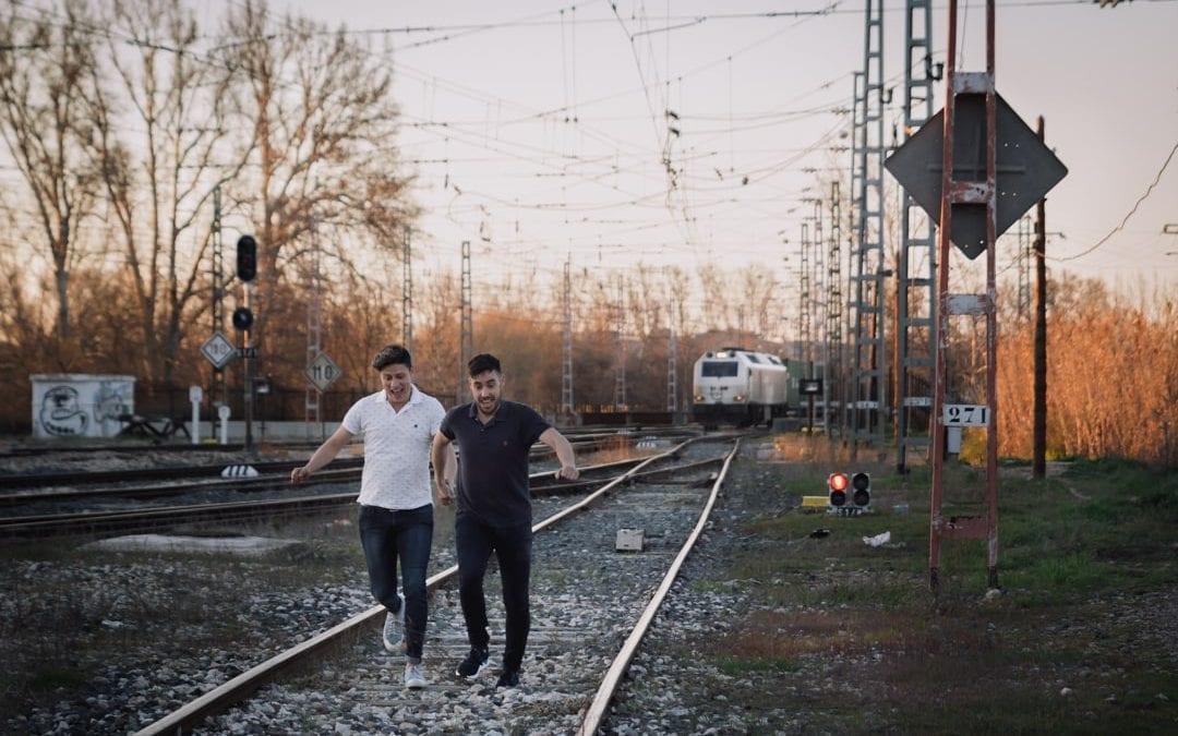 Eduardo y Manasés (Estación de Aranjuez)