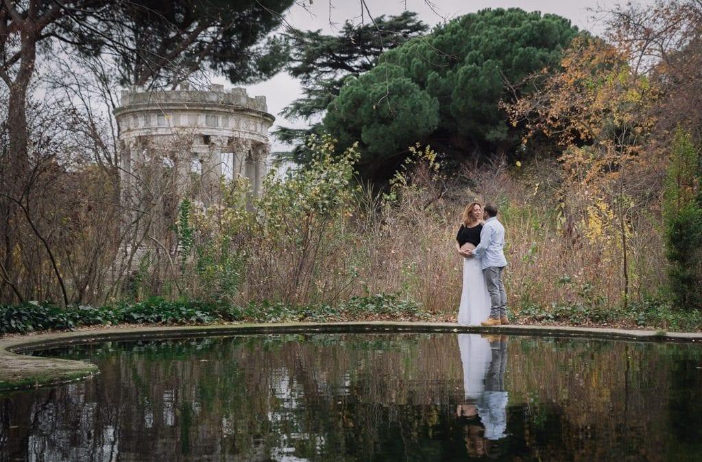 Lorena y Jose (Parque del Capricho)