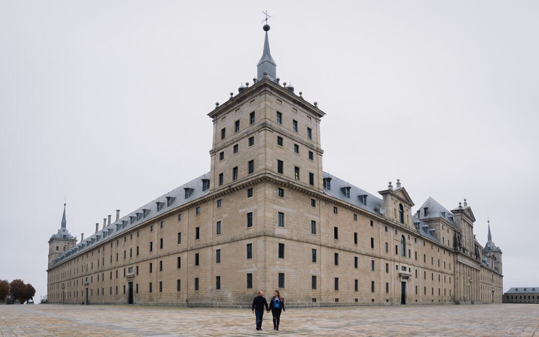 Daniela y Eduardo – El Escorial (Madrid)