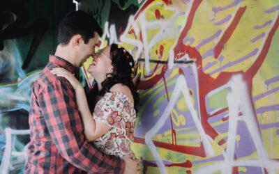Alejandra y David – (Aranjuez)